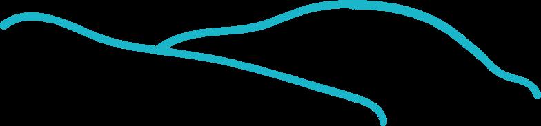 hills Clipart illustration in PNG, SVG