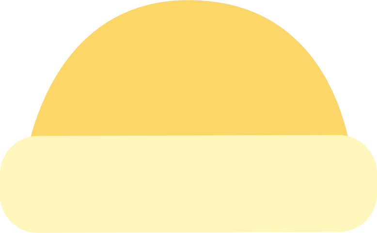 hat no decoration Clipart illustration in PNG, SVG