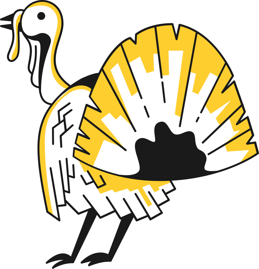 style turkey Vector images in PNG and SVG   Icons8 Illustrations