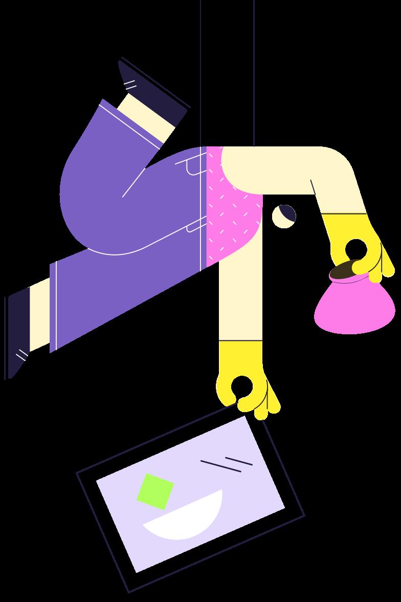 Ilustración de clipart de El robo del siglo en PNG, SVG
