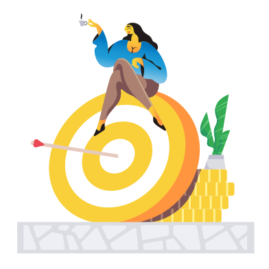 style Finance goal images in PNG and SVG | Icons8 Illustrations