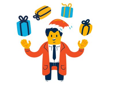 style Santa is coming images in PNG and SVG   Icons8 Illustrations