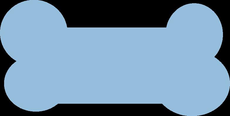 bone plate Clipart illustration in PNG, SVG