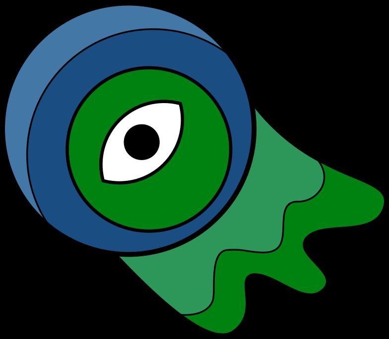 alien Clipart illustration in PNG, SVG