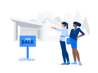 style Real Estate Sale images in PNG and SVG | Icons8 Illustrations