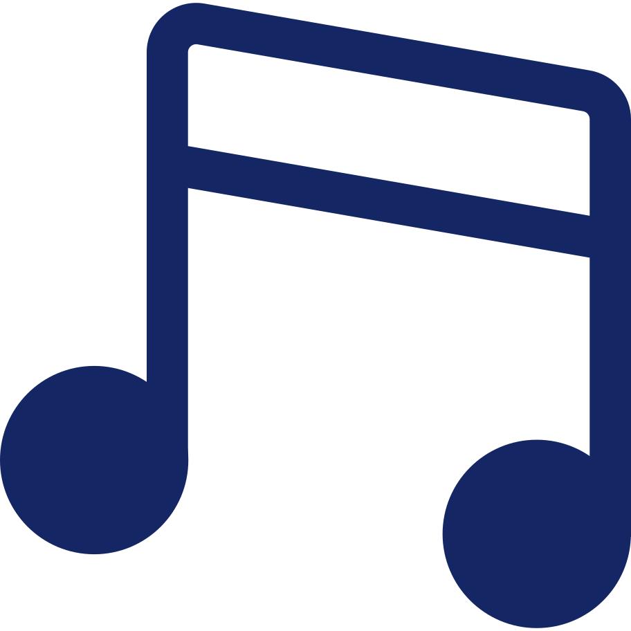 music Clipart illustration in PNG, SVG