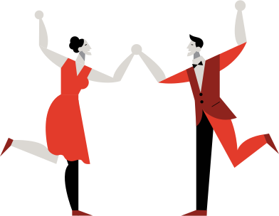 style dance people images in PNG and SVG   Icons8 Illustrations
