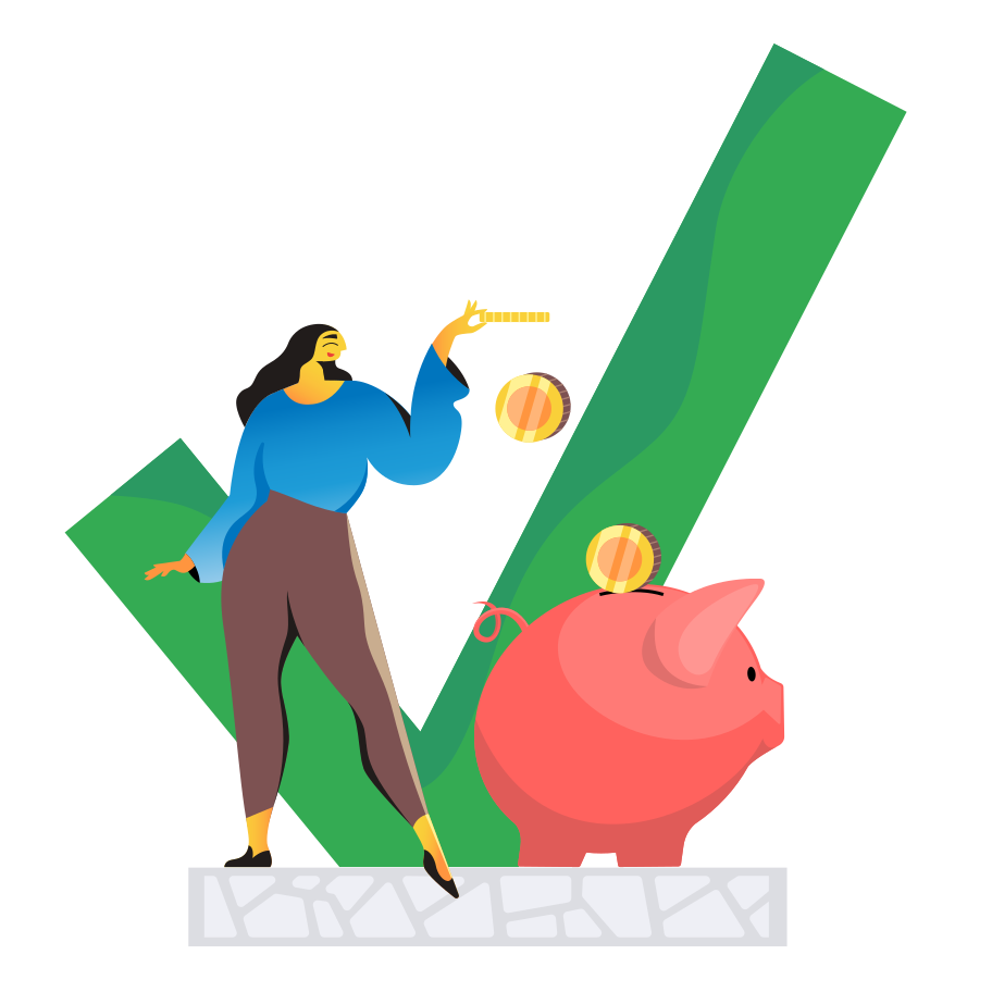 style Financial savings images in PNG and SVG | Icons8 Illustrations