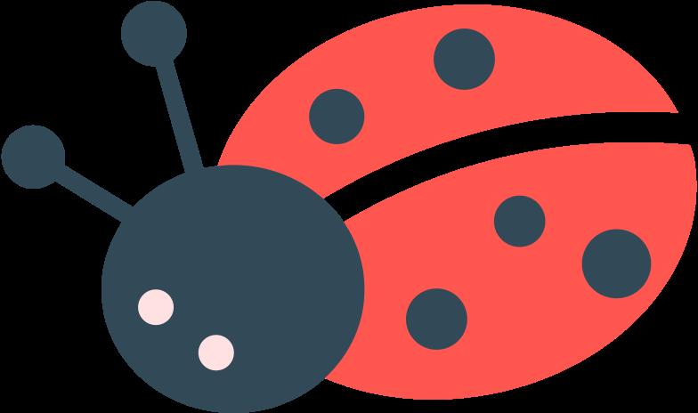 ladybug Clipart illustration in PNG, SVG