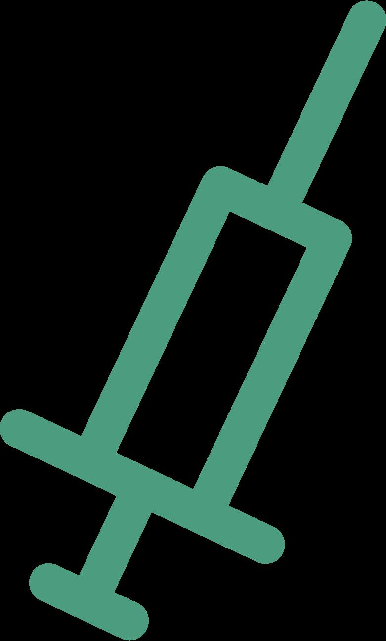 syringe Clipart illustration in PNG, SVG