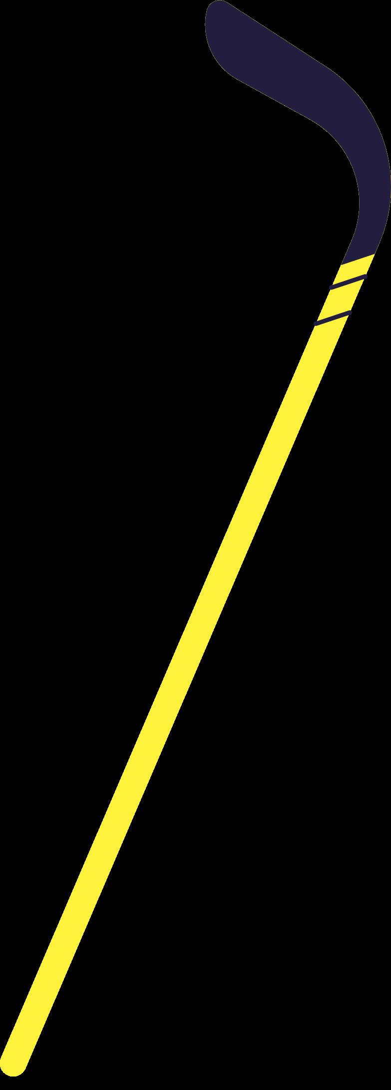 hockeyschläger Clipart-Grafik als PNG, SVG