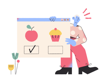 style Right choice images in PNG and SVG | Icons8 Illustrations