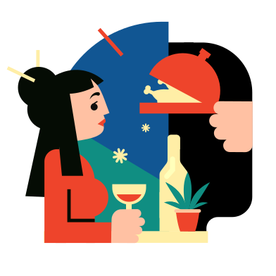 style Restaurant images in PNG and SVG | Icons8 Illustrations