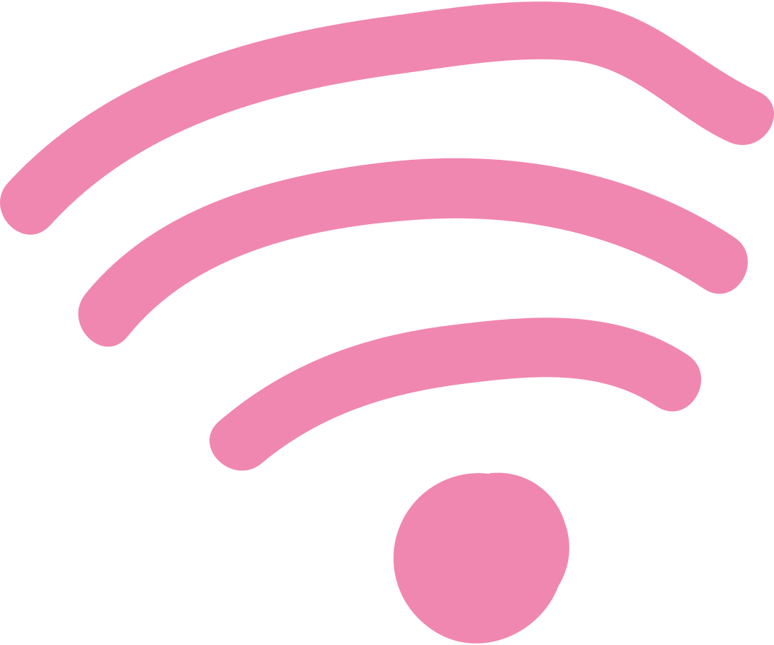 wifi Clipart illustration in PNG, SVG