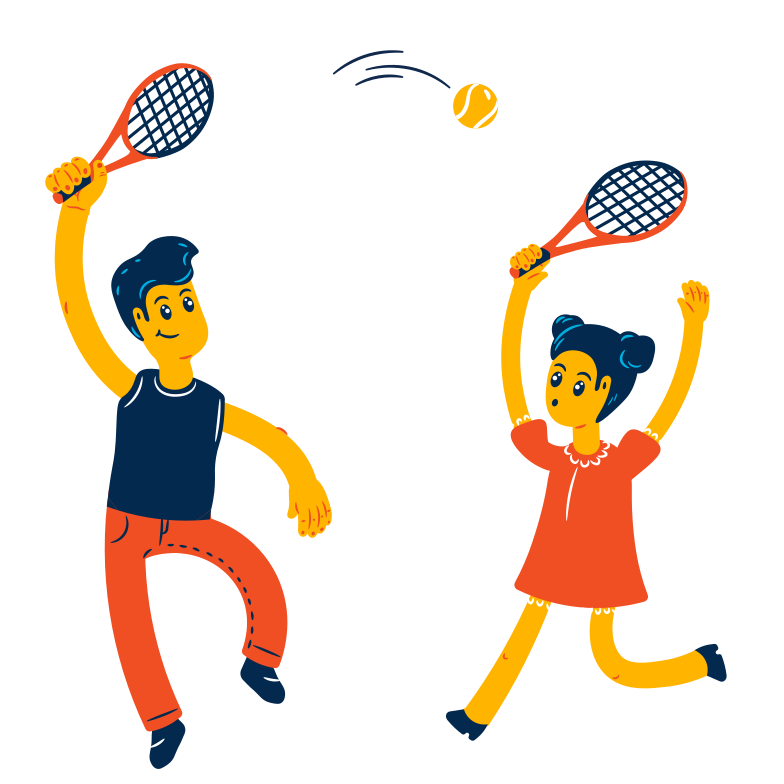 style Tennis Vector images in PNG and SVG | Icons8 Illustrations