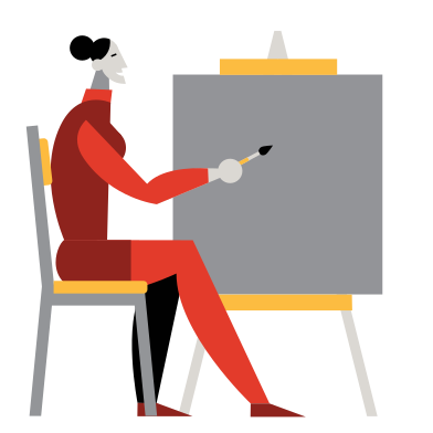 style Painting images in PNG and SVG | Icons8 Illustrations