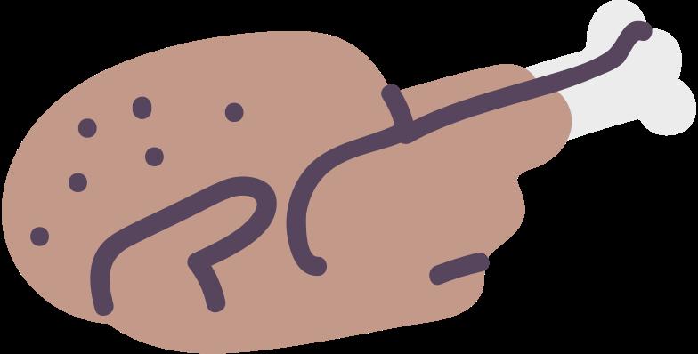 turkey Clipart illustration in PNG, SVG