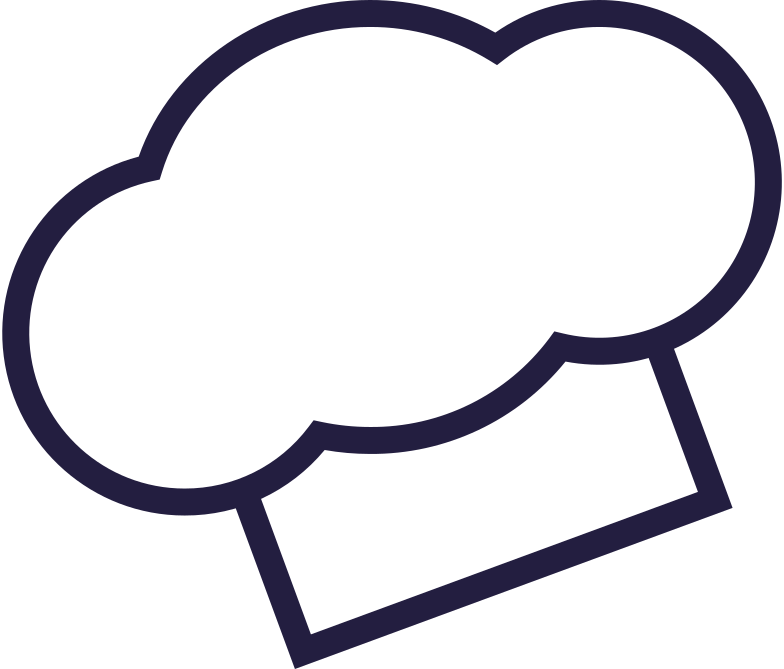 cook hat Clipart illustration in PNG, SVG