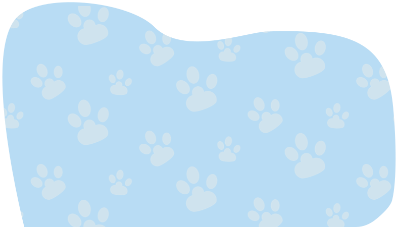 background with a paw Clipart illustration in PNG, SVG