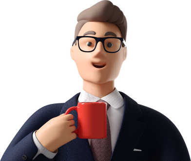 style with coffee man  close-up images in PNG and SVG   Icons8 Illustrations