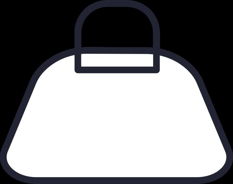 online shopping  bag Clipart illustration in PNG, SVG