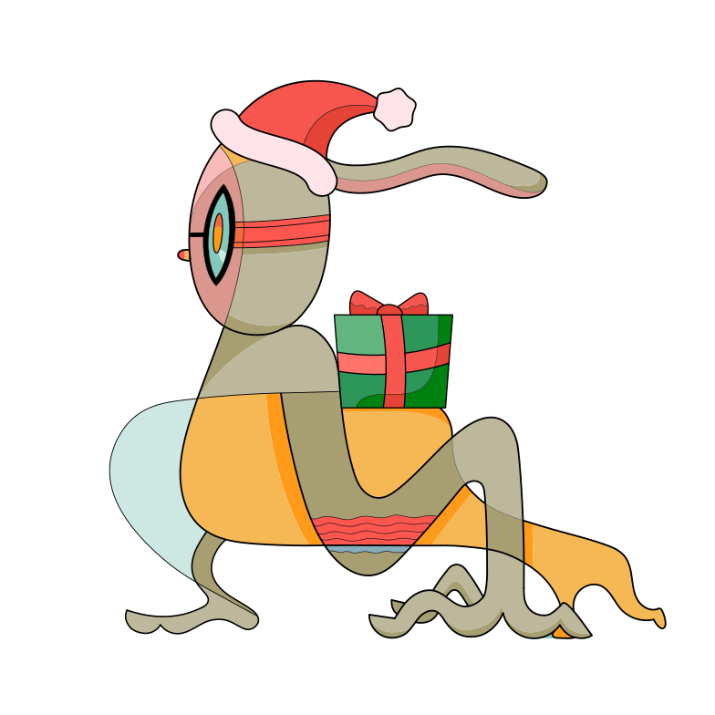 style Christmas delivery Vector images in PNG and SVG | Icons8 Illustrations