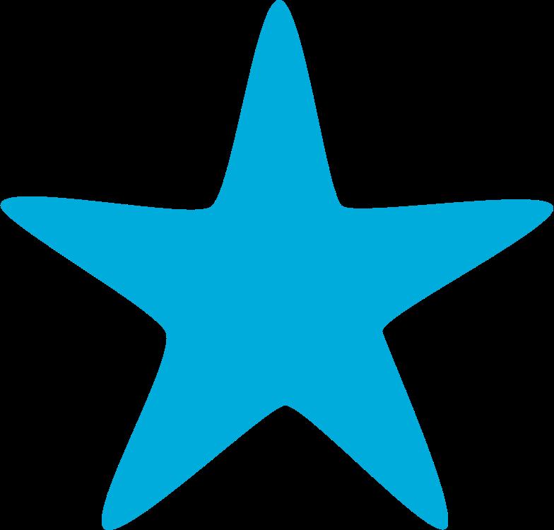 Ilustración de clipart de Forma de estrella en PNG, SVG