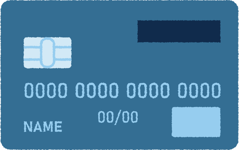 style credit card front Vector images in PNG and SVG | Icons8 Illustrations