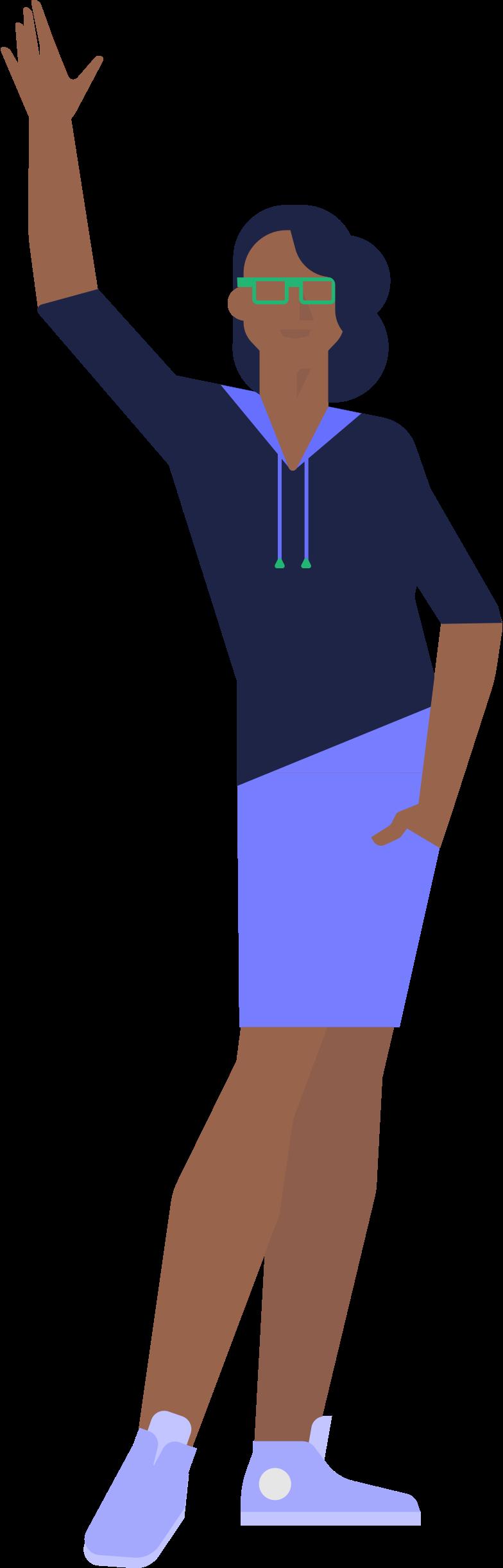 Иллюстрация женщина в стиле  в PNG и SVG | Icons8 Иллюстрации