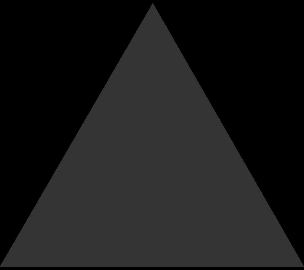 dreieck Clipart-Grafik als PNG, SVG