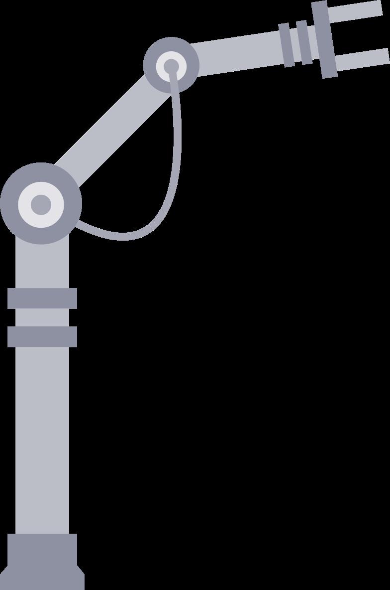 premium upgrade  robot Clipart illustration in PNG, SVG