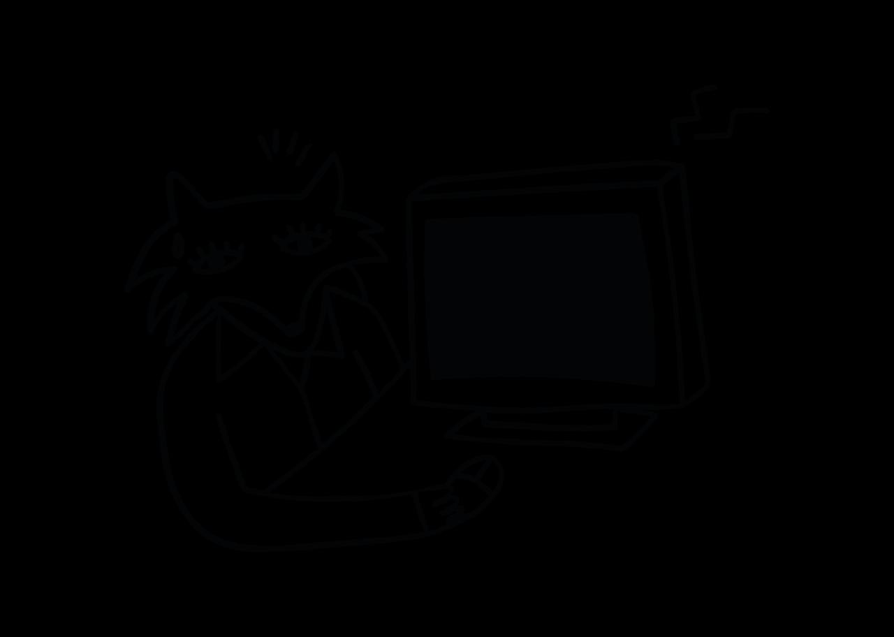 Ilustración de clipart de página no encontrada en PNG, SVG