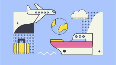 style Traveling images in PNG and SVG | Icons8 Illustrations