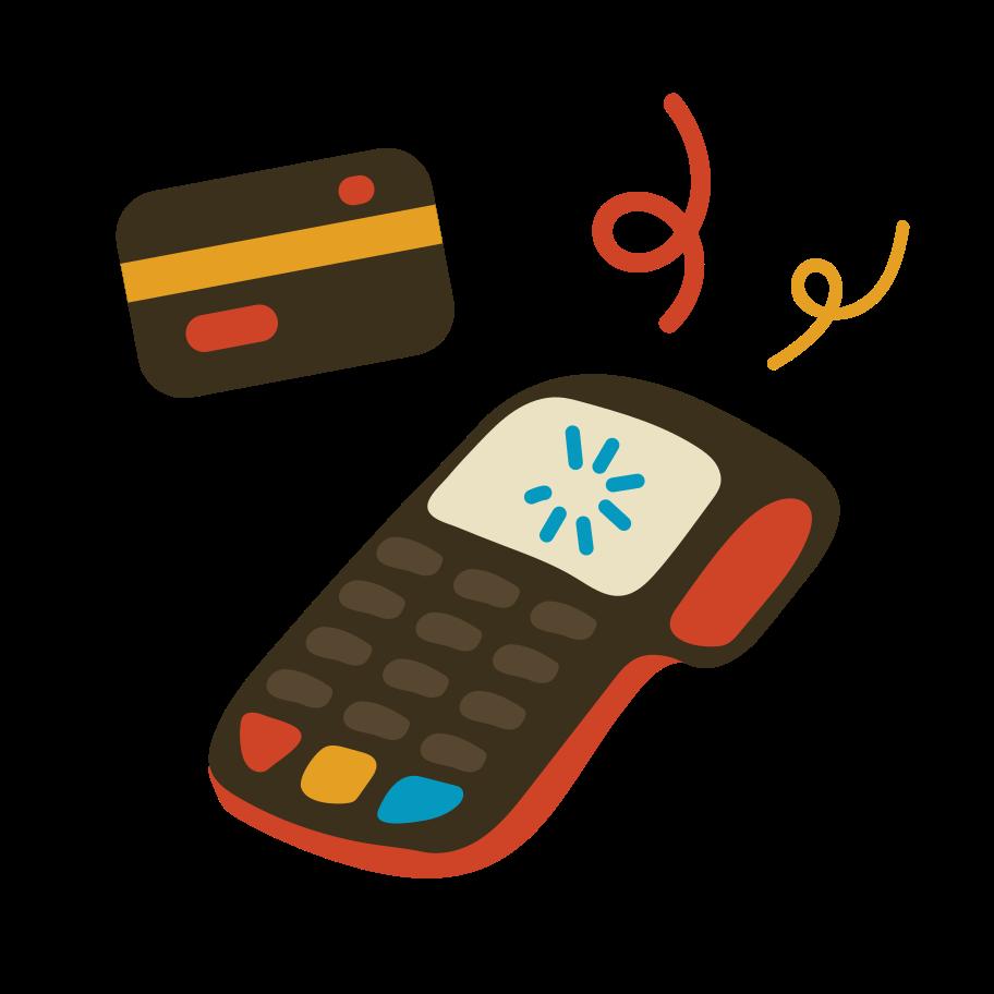 Forma de pagamento Clipart illustration in PNG, SVG
