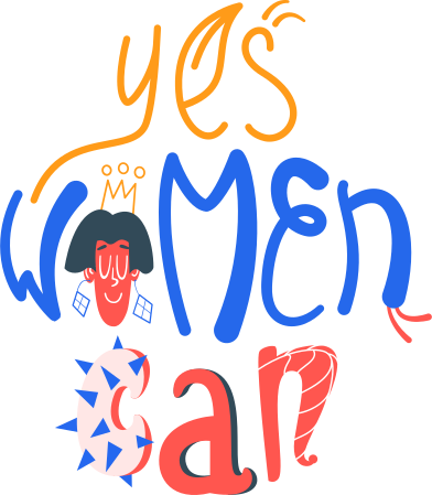 style yes women can images in PNG and SVG | Icons8 Illustrations