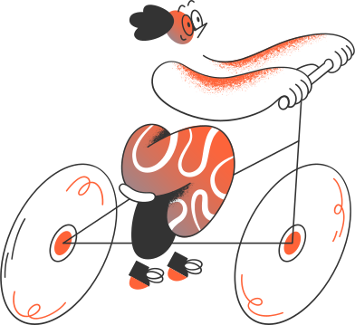 style man on the bicycle images in PNG and SVG   Icons8 Illustrations