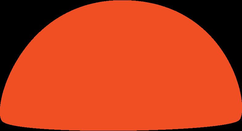 Imágenes vectoriales semicircle en PNG y SVG estilo  | Ilustraciones Icons8