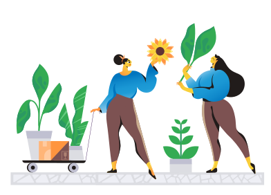 style Caring for nature images in PNG and SVG | Icons8 Illustrations