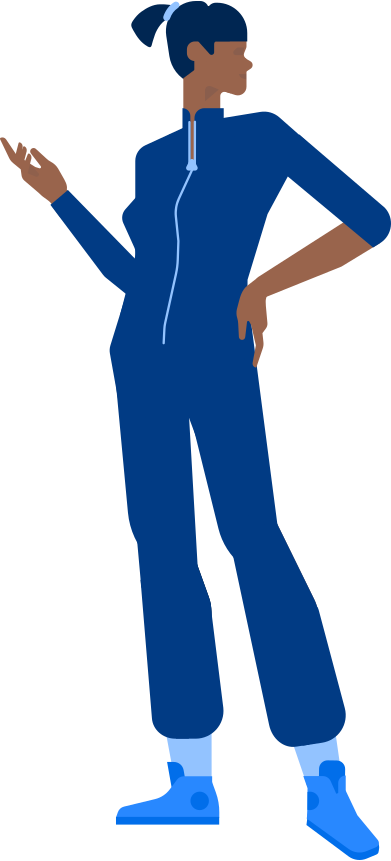 style woman in denim images in PNG and SVG | Icons8 Illustrations
