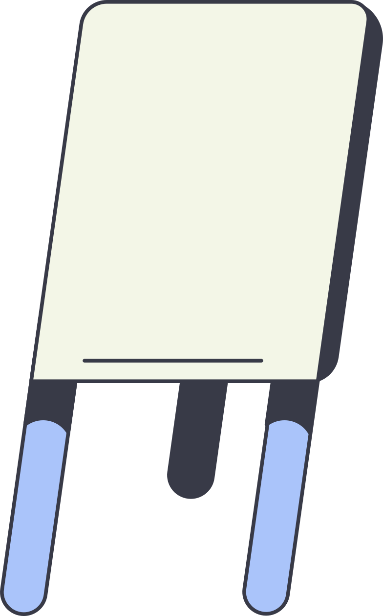 flipchart Clipart illustration in PNG, SVG
