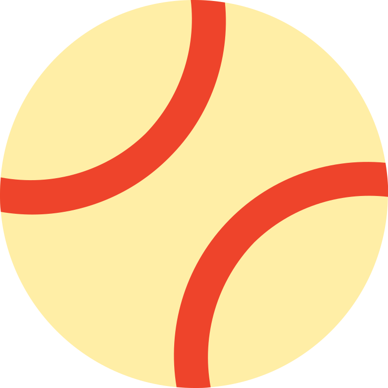 baseball ball Clipart illustration in PNG, SVG