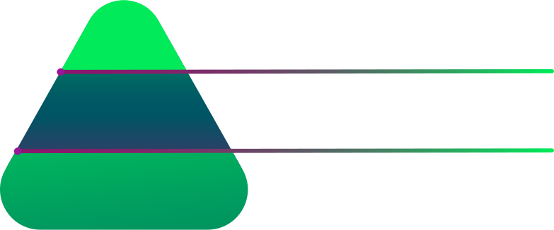 s mutagen pyramid Clipart illustration in PNG, SVG
