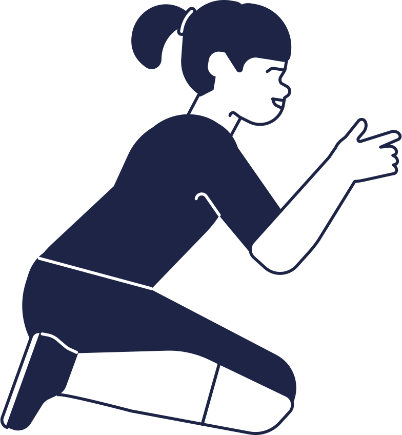 style girl sitting Vector images in PNG and SVG | Icons8 Illustrations