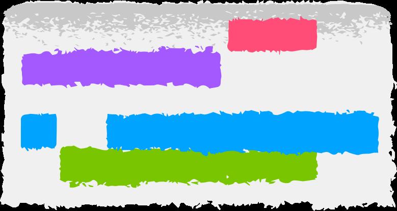 Ilustración de clipart de Tarea en PNG, SVG