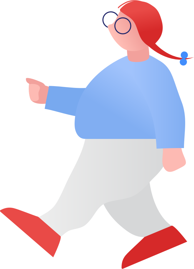 style fat girl walking Vector images in PNG and SVG   Icons8 Illustrations