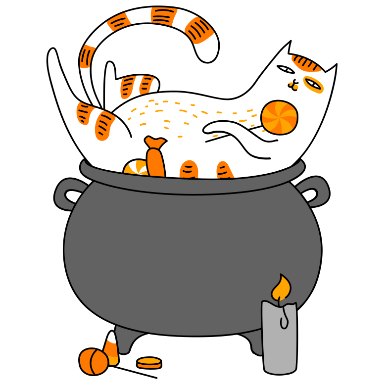 style Trick or treat Vector images in PNG and SVG | Icons8 Illustrations