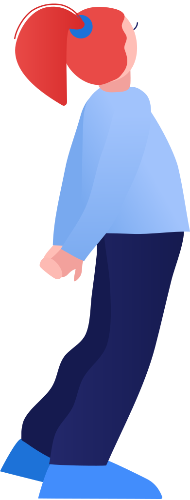 style girl back images in PNG and SVG | Icons8 Illustrations
