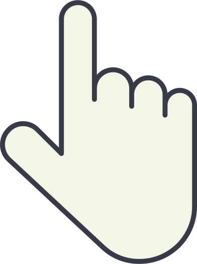 style one finger images in PNG and SVG | Icons8 Illustrations