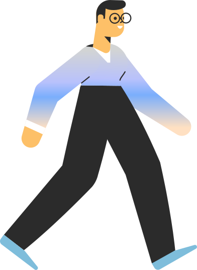 style man walking images in PNG and SVG | Icons8 Illustrations