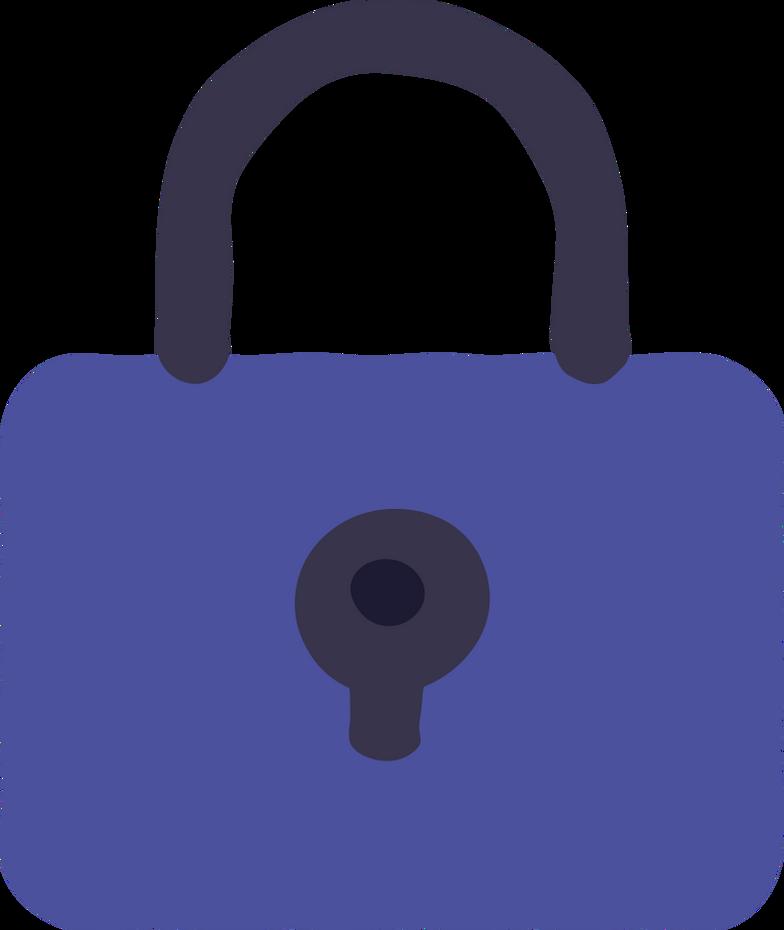 sperren Clipart-Grafik als PNG, SVG